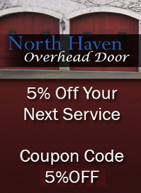 Special Offer, Garage Door Sales & Service in North Haven, CT